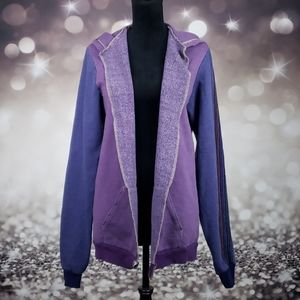 Gorgeous Purple Haze Surfer Hoodie